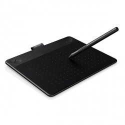 Tableta Gráfica Wacom Intuos Photo Pen & Touch Small 152 x 95mm, USB 2.0, Inalámbrico, Negro