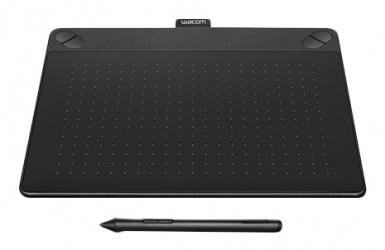 Tableta Gráfica Wacom Intuos Art Pen & Touch Medium 216 x 135mm, USB 2.0, Inalámbrico, Negro