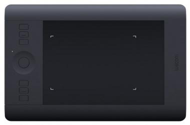 Tableta Gráfica Wacom Intous Pro 5 Touch 12.6'' USB Negro