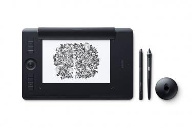 Tableta Gráfica Wacom Intuos Pro Paper Edition 224 x 148 mm, USB, Negro