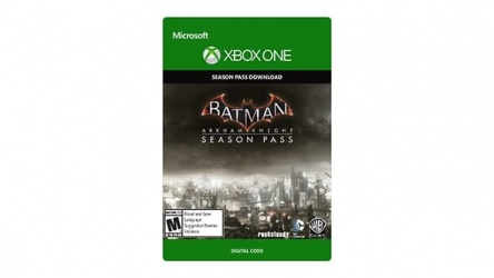 Batman: Arkham Knight Season Pass, Xbox One ― Producto Digital Descargable