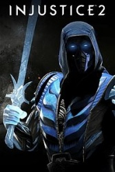Injustice 2: Sub-Zero Character, DLC, Xbox One ― Producto Digital Descargable