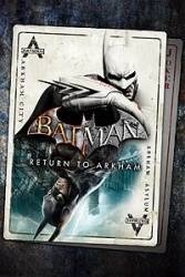 Batman: Return to Arkham, Xbox 360 ― Producto Digital Descargable