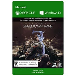 Middle Earth Shadow of War, Xbox One ― Producto Digital Descargable