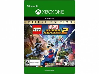 LEGO Marvel Super Heroes 2 Deluxe Edition, Xbox One ― Producto Digital Descargable