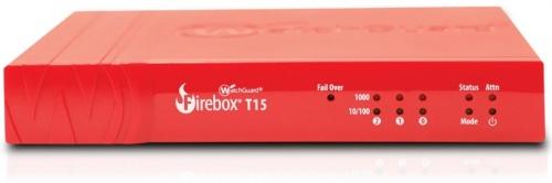 WatchGuard Router con Firewall Firebox WGT15, 400 Mbit/s, 3x RJ-45