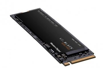 SSD Western Digital WD Black SN750, 1TB, PCI Express 3.0, M.2, incluye Disipador