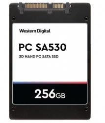 """SSD Western Digital WD PC SA530, 256GB, SATA III, 2.5"""", 7mm"""