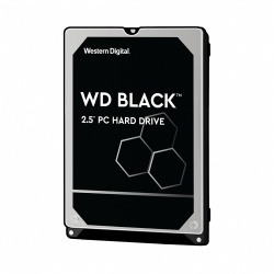 "Disco Duro Interno Western Digital WD Black 2.5"", 1TB, SATA III, 6 Gbit/s, 7200RPM, 64MB Cache"