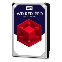 Disco Duro Interno Western Digital WD Red Pro 3.5'', 4TB, SATA III, 6 Gbit/s, 7200RPM, 256MB Cache - para NAS de hasta 24 Bahías