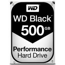 Disco Duro Interno Western Digital WD Black Series 3.5'', 500GB, SATA III, 6 Gbit/s, 7200RPM, 64MB Cache