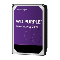 "Disco Duro Interno Western Digital Purple 3.5"", 8TB, SATA III, 6Gbit/s, 7200RPM, 256MB Caché"
