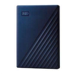 "Disco Duro Externo Western Digital WD My Passport 2.5"", 5TB, USB 3.2, Azul - para Mac"