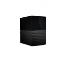 Disco Duro Externo Western Digital WD My Book Duo 3.5'', 8TB, USB 3.0, Negro - para Mac/PC