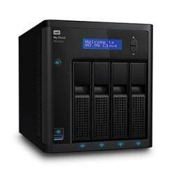 Western Digital WD My Cloud PR4100 NAS de 4 Bahías, 16TB, Intel Pentium N3710 1.60GHz, USB 3.0, para Mac/PC ― Incluye Discos