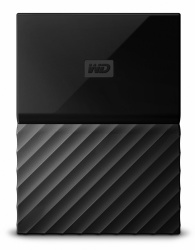 "Disco Duro Externo Western Digital My Passport 2.5"", 2TB, USB 3.0, Negro - para Mac"