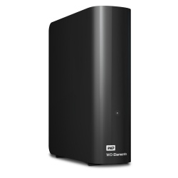 Disco Duro Externo Western Digital WD Elements Desktop 3.5'', 4TB, USB 3.0, Negro - para Mac/PC