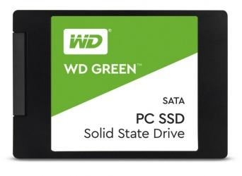 SSD Western Digital WD Green, 240GB, SATA III, 2.5'', 7mm