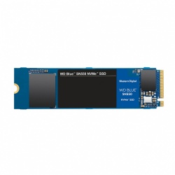SSD Western Digital WD Blue SN550 NVMe, 500GB, PCI Express 3.0, M.2