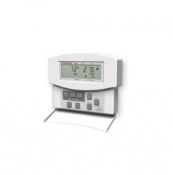 Winland Detector de Temperatura y Humedad EnviroAlert, 2 Zonas, 0 - 50 °C