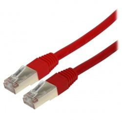 X-Case Cable Patch Cat6 FTP RJ-45 Macho - RJ-45 Macho, 5 Metros, Rojo