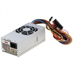 Fuente de Poder X-Case FUE400TFX, 20+4 pin ATX, 80mm, 400W