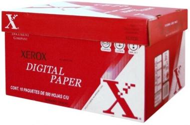 Xerox Caja de Papel Digital 003M02021, 8.5'' x 13.5'', 5000 (10 x 500) Hojas