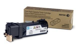 Tóner Xerox 106R01456 Cyan, 2500 Páginas
