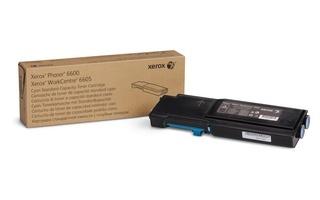 Tóner Xerox 106R02249 Cyan, 2000 Páginas