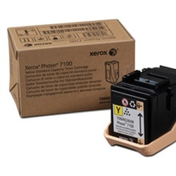 Tóner Xerox 106R02608 Amarillo, 4500 Páginas
