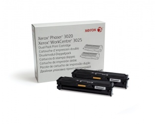 Tóner Xerox 106R03048 Negro, 3000 Páginas
