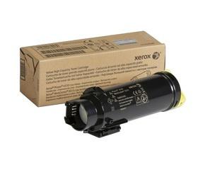 Tóner Xerox 106R03483 Amarillo, 1000 Páginas