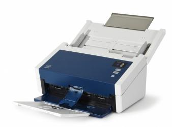 Scanner Xerox DocuMate 6440, 600 x 600 DPI, Escáner Color, Escaneado Duplex, USB 2.0, Azul/Blanco