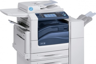Multifuncional Xerox WorkCentre 7830i, Color, Láser, Inalámbrico, Print/Scan/Copy