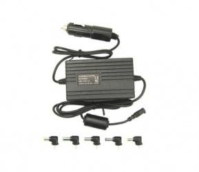Xterasys Adaptador de Energia para Auto GW-P006VA, 12V, Negro