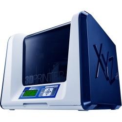 XYZprinting Impresora 3D da Vinci Jr. 1.0, 38 x 42 x 46cm, Blanco/Azul