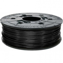 XYZprinting Bobina de Filamento Jr. PLA, 1.75mm, 600g, Negro