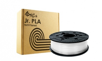 XYZprinting Bobina de Filamento Jr. PLA, Diámetro 1.75mm, 600g, Naranja