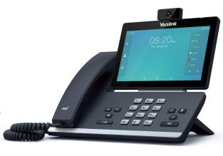 Yealink Teléfono IP con Pantalla Tactil 7