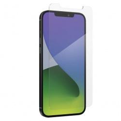 Zagg Protector de Pantalla Glass Elite+ para iPhone 12 Pro Max, Resistente a Rayones/Polvo