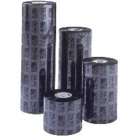 Cinta Zebra Wax-Resin 3200 Negro, 156mm x 450m, 6 Piezas