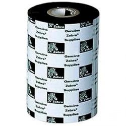 Cinta Zebra 5555 Wax Resin Negro, 4.33