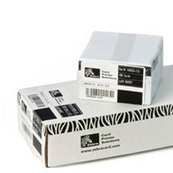 Zebra Tarjetas Adhesivas de PVC para Credenciales Premier con Adhesivo, 5x 100 Tarjetas
