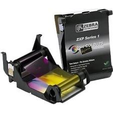 Cinta Zebra YMCKO para Serie ZXP 1, 100 Impresiones