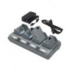 Zebra Cargador para 4 Baterías, para QL220/320/420