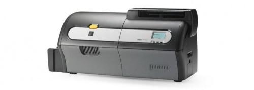 Zebra ZXP7, Impresora de Credenciales, 300 x 300 DPI, 1 Cara, USB 2.0, Ethernet, Negro