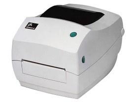 Zebra GC420t, Impresora de Etiquetas, Alámbrico, 203 x 203DPI, Blanco