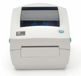 Zebra GC420d, Impresora de Etiquetas, Térmica Directa, 203 x 203DPI, Alámbrico, Blanco