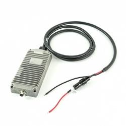 Zebra Inversor de Corriente PWRS-14000-251R, Entrada 18 - 75V, Salida 12V