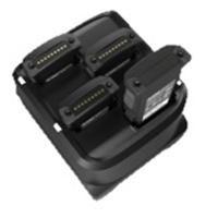 Zebra Cargador de 4 Baterías SAC-MC93-4SCHG-01, para MC93, Negro